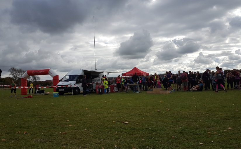 Post Update: the Rutherford Appleton 5k and10k