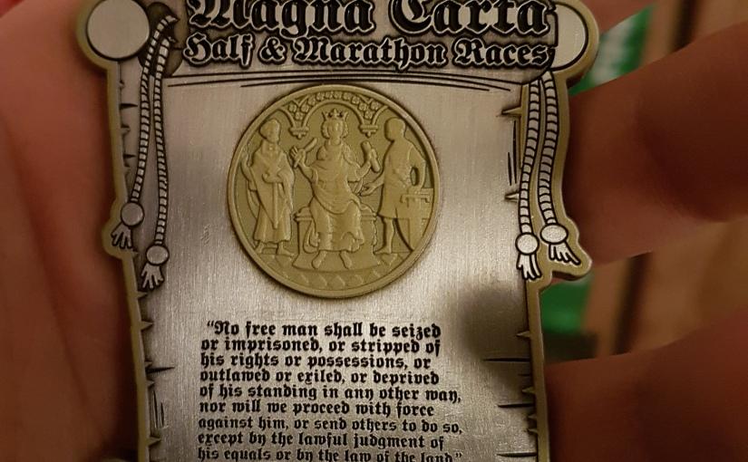 The Magna CartaMarathon