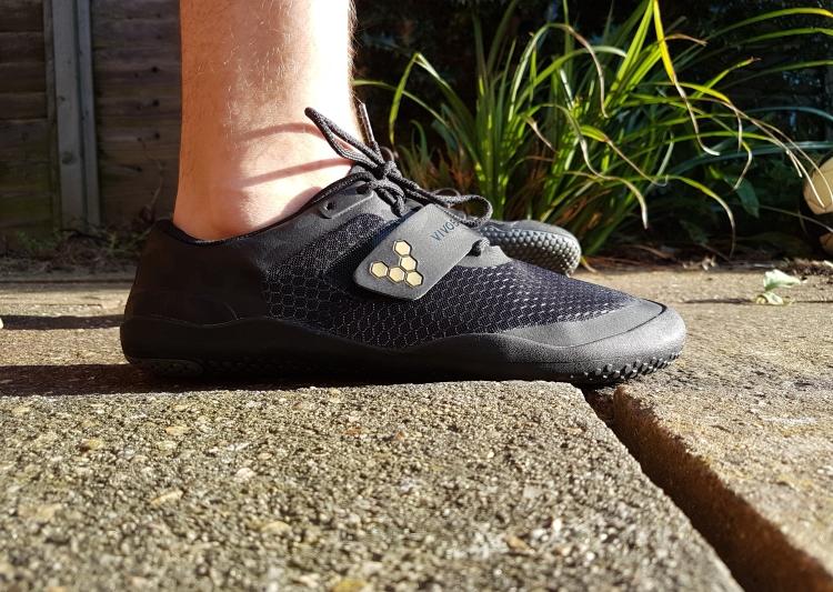 Minimalist running shoes